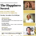 The Happiness Secret: How to Shift from Surviving to Thriving
