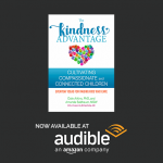 The Kindness Advantage is out on Audible