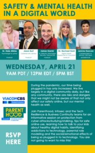 ViacomCBS: Safety and Mental Health in a Digital World